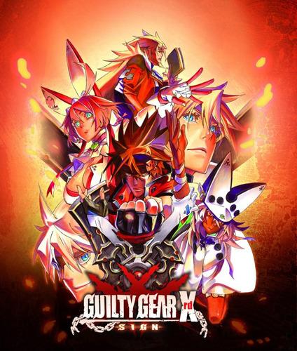 guilty gear ps3