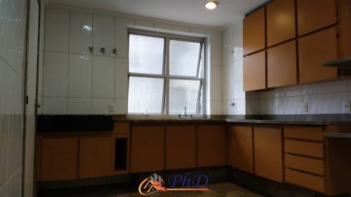 guimarâes rosa - apartamento alto padrão a venda no bairro santa lúcia - belo horizonte, mg - ph12307