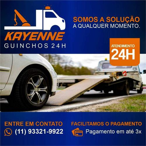 guincho 24 hrs (exelente preço)