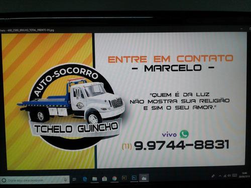 guincho, auto socoro, av. cupecê; z/s.