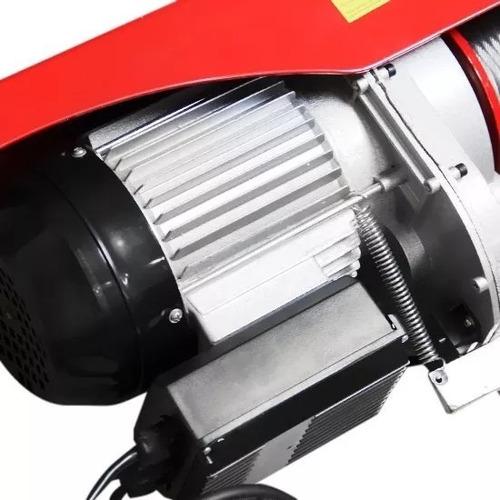 guincho de coluna elétrico 500 a 1000kg ha-107 220v motomil