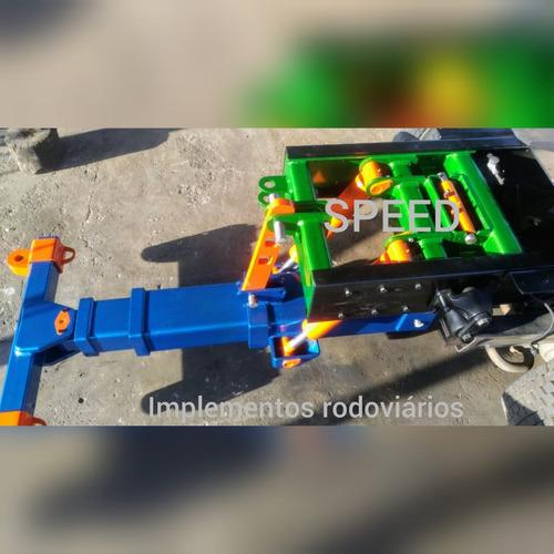guincho ,lança zero, speed implementos