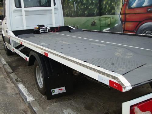 guincho - plataforma -  auto socorro   -lança zero gr