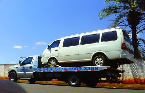 guincho plataforma  f 350  ford 06 asa delta onibus ou micro