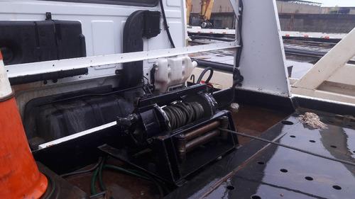 guincho plataforma hidraulica
