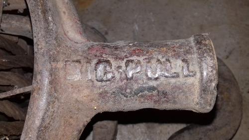 guincho talha antigo ferro