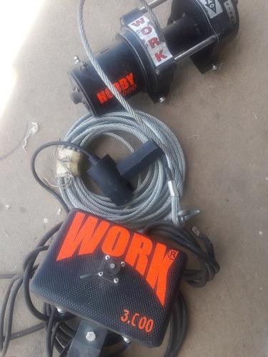 guincho work mod3000