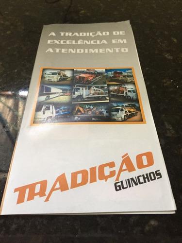 guinchos para caminhões, automóveis e equipamentos