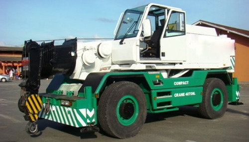 guindaste compact truck mododelo ct2 ano 1998 . 40 ton