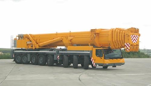 guindaste liebherr ltm 1500 8.1  capac. 500 ton.  ano 2004
