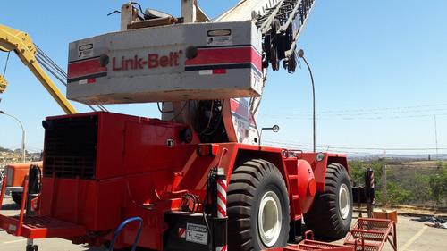 guindaste link-belt rtc-8065 - 60 toneladas
