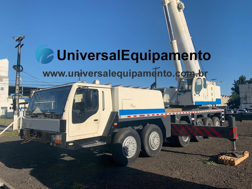 guindaste xcmg qy 100 ano 2007