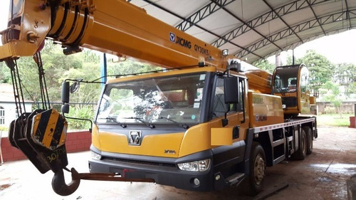guindaste xcmg qy30k5 30 ton ano 2013