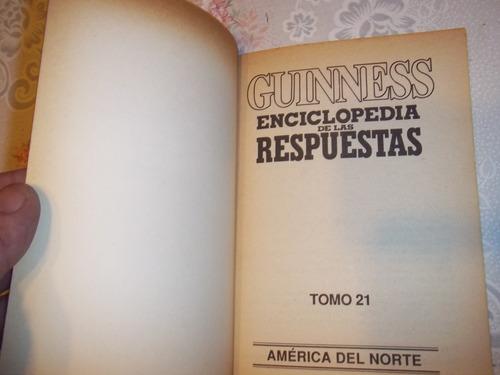 guinness- enciclopedia de las respuestas - anteojito tomo 21