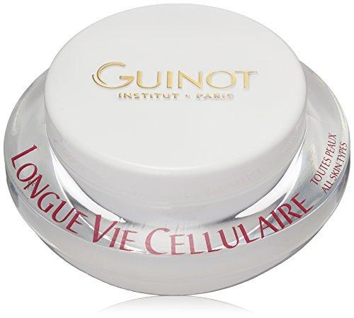 Guinot Longue Vie Cellulaire - 1.6 oz Alba Botanica - Un-Petroleum Lip Balm Tangerine 18 SPF - 0.15 oz. (pack of 1)