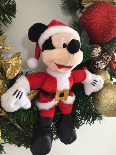 guirlanda natal disney mickey mouse