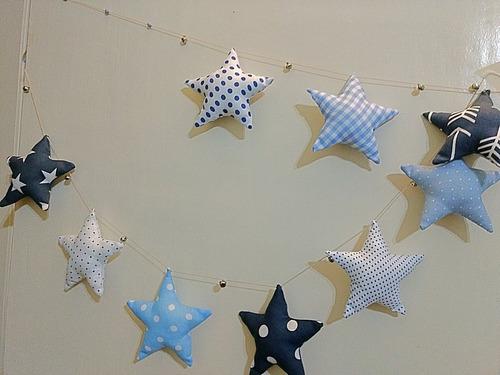 guirn011-guirnalda  corazones y estrellas rellenos