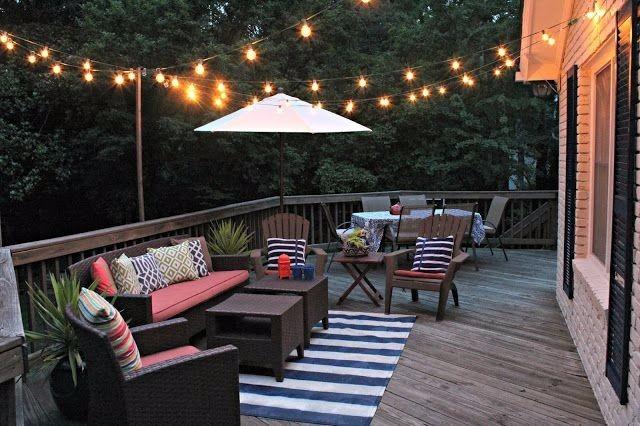 Guirnalda de luces ideal exterior interior for Luces patio exterior