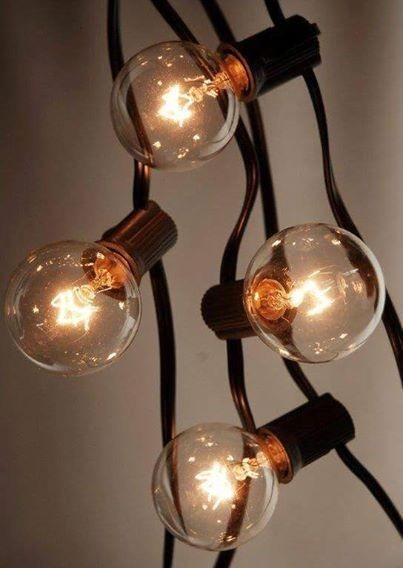 Guirnalda de luces ideal exterior interior - Guirnaldas leds para exterior ...