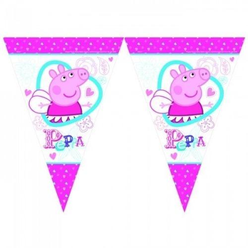 Guirnalda Feliz Cumpleanos Peppa Pig Cotillon Activarte 1 600 En