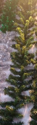 guirnalda guia navideña uso rudo 30 mts x 20 ancho flexible