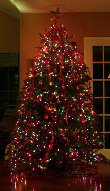 Guirnalda Led Arbol Navidad Luces Colores Efectos Tira Leds 149