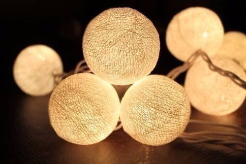 Guirnalda luces led cotill n fiestas cumplea os decoraci n 440 00 en mercado libre - Guirnaldas de luces ...