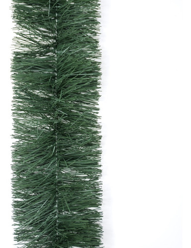 guirnalda navidad verde pino 10 cm x 2 m #110