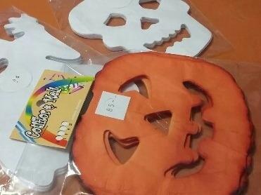 guirnalda oferton  para decorar en halloween
