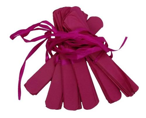 guirnalda pompones de papel de seda