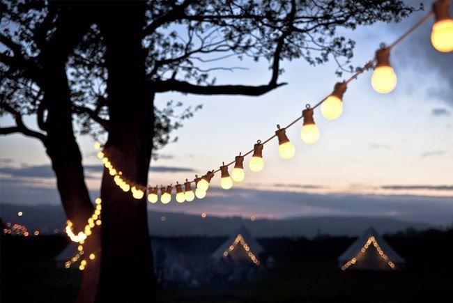 guirnaldas de luces kermese retro vintage valor x metro - Guirnaldas De Luces
