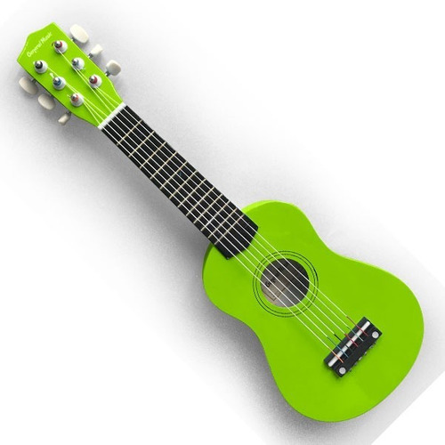 guitalele guitarra mitad ukelele 6 cuerdas instrumento niños