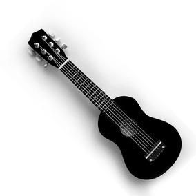6 Guitarra De Niños Mitad Juguete Ukelele Guitalele Cuerdas IWDHE29Y