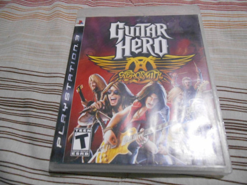 guitar hero aerosmith cambio vendo rock band