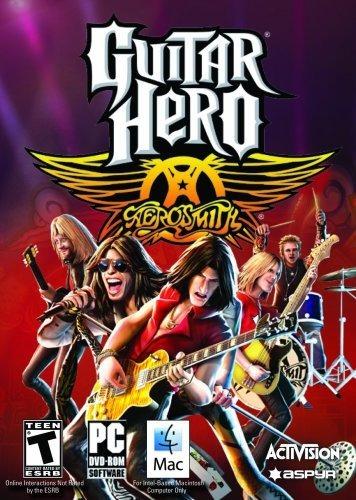 guitar hero aerosmith nuevo pc/mac entrega inmediata
