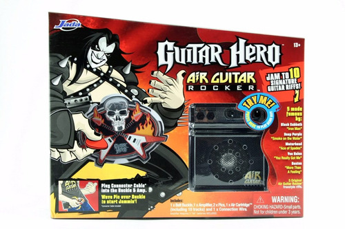 guitar hero air!!!