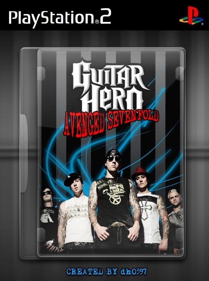 Avenged sevenfold guitar hero