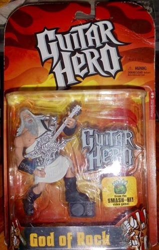 guitar hero - god of rock (variante túnica blanca) series i.