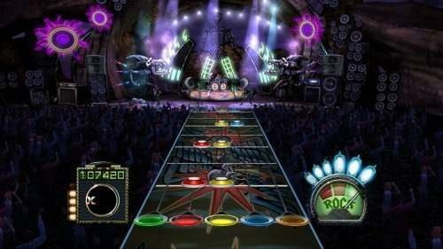 guitar hero iii: legends of rock - ps2