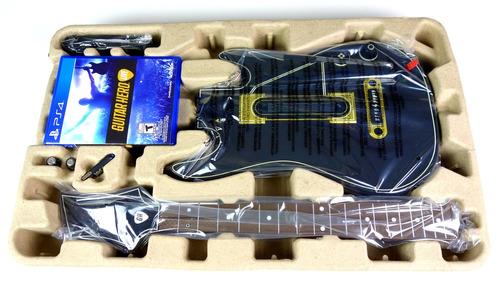 guitar hero live ps4 nueva delivery a todo el perú