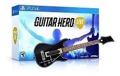 guitar hero live ps4  nuevas envio gratis 24 hrs