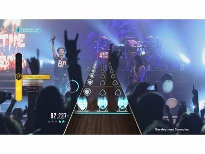 guitar hero live xbox 360 jogo