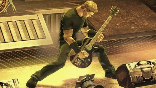 guitar hero metallica - xbox 360