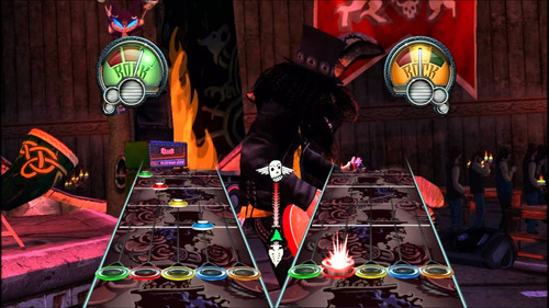 guitar hero ps2
