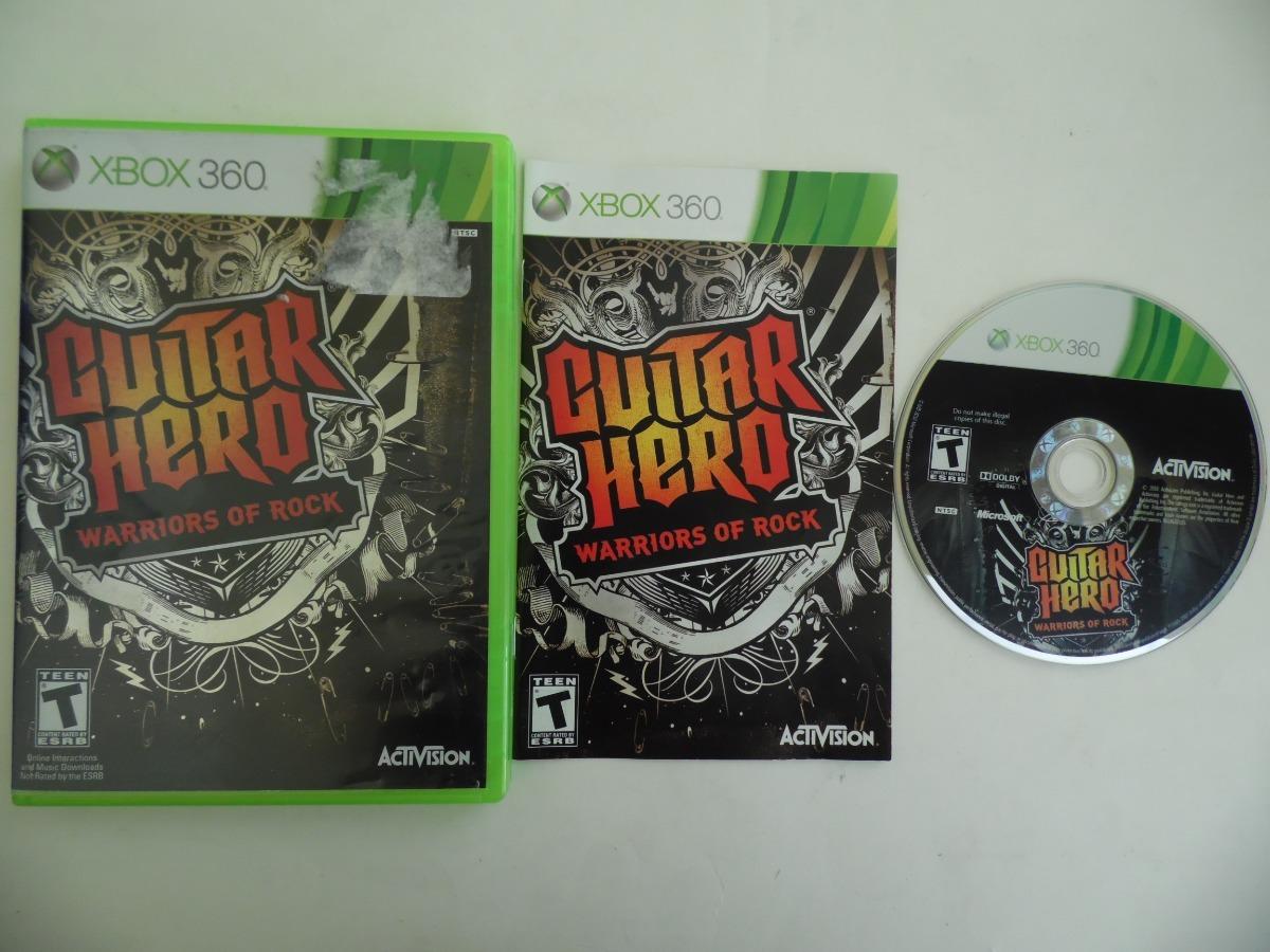 download guitar hero warriors of rock pc