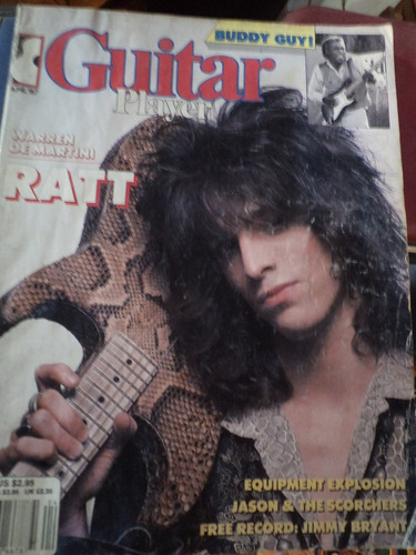 guitar player (april 87´) ratt - halen by thx77