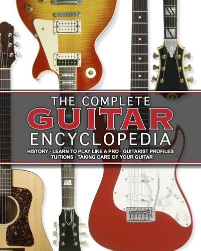 guitar - the complete encyclopedia - enciclopédia guitarra