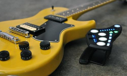 guitar wing livid instruments controlador midi inalámbrico