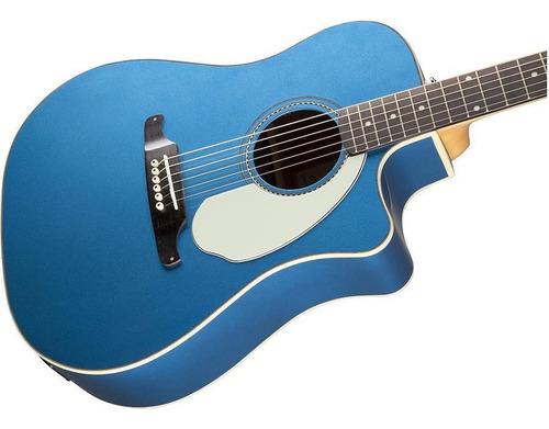guitara electro acustica fender sonoran sce v2 lake p blue