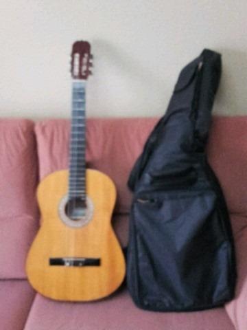 guitara original tradicional española mas funda